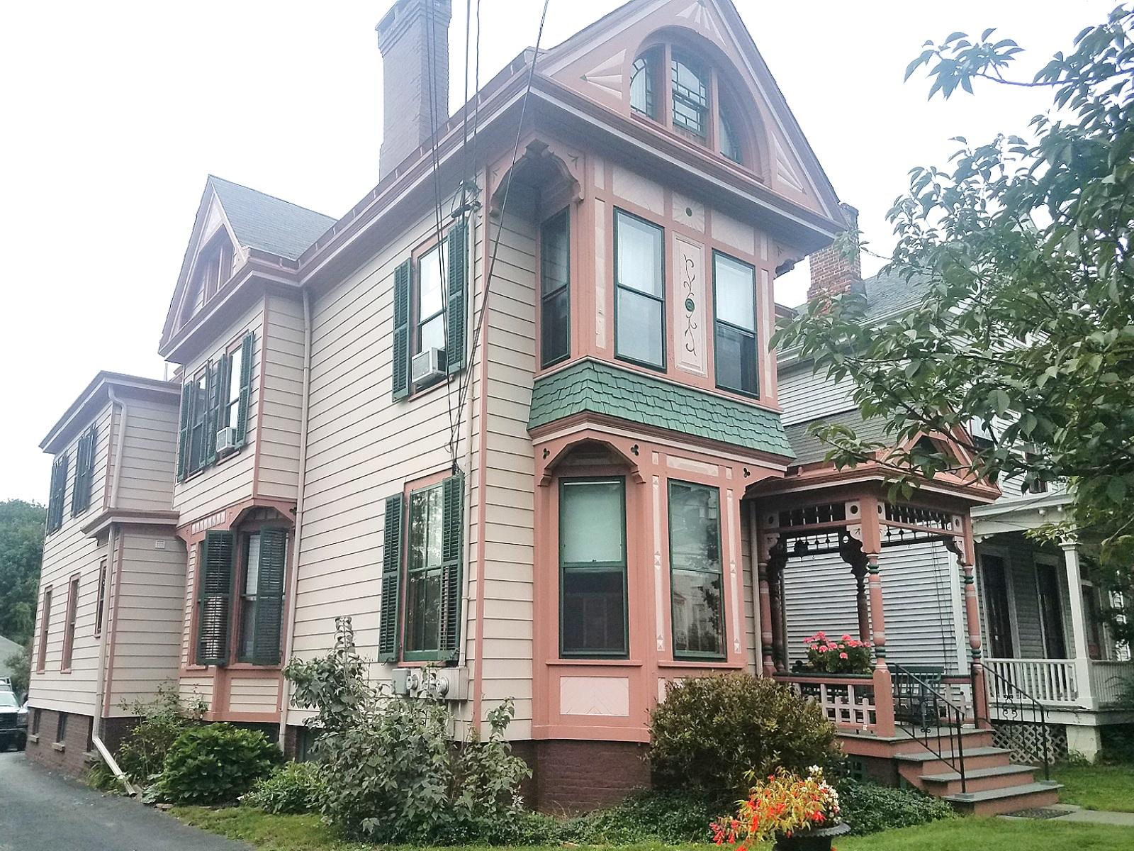 Poughkeepsie 2 BR Queen Anne Victorian Apartment