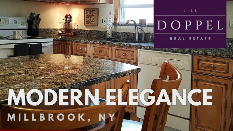 Millbrook NY Modern 4 Bedroom with Custom Kitchen