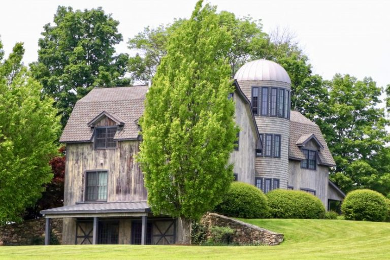 Grand Silo House: Motion Picture Film Location in Dutchess County